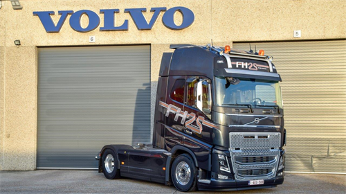 Volvo FH25