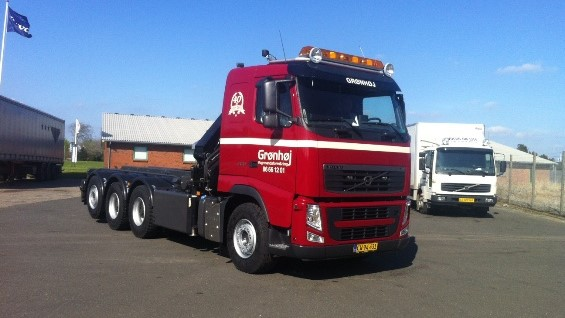 Volvo FH 500 Powertronic